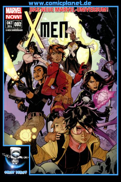 X-Men Sonderband 2: Gespenster