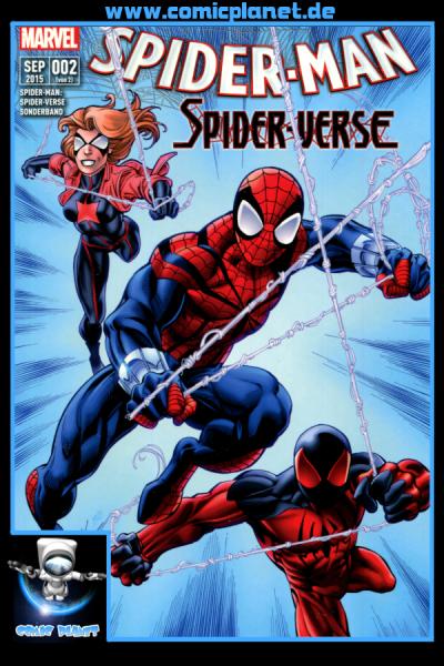 Spider-Man: Spider-Verse Band 2