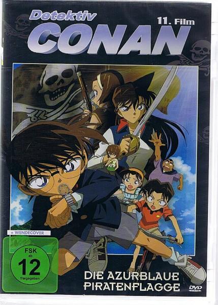 Detektiv Conan der Film 11: Die Azurblaue Piratenflagge