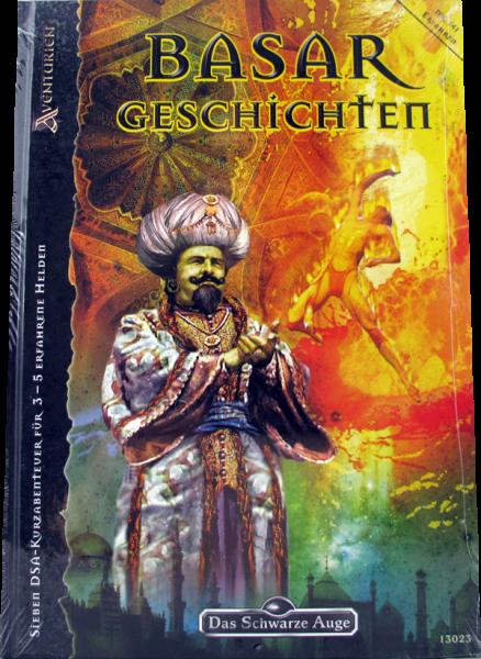 Das schwarze Auge - Basar Geschichten - deutsch