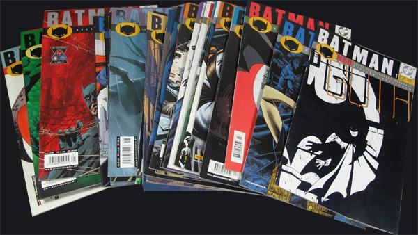 Batman #1-27 Officer Down Special