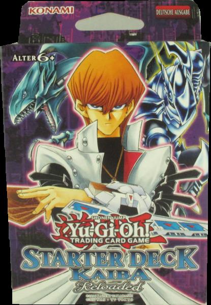 Yu-Gi-Oh! Starter Deck Kaiba Reloaded (Neuauflage) deutsch
