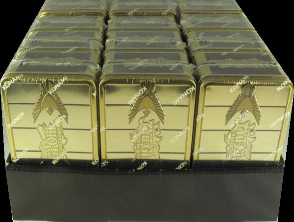 Yu-Gi-Oh! Gold Sarcophagus 2019 Case (Neuauflage)