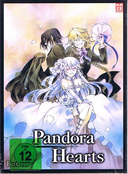 Pandora Hearts Vol. 03 Box