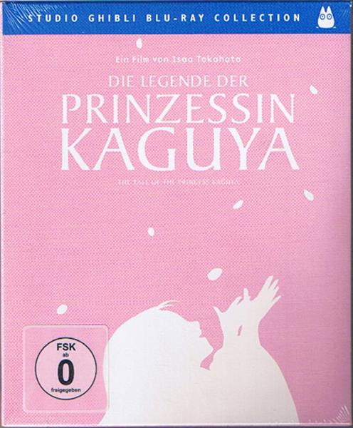 Ghibli Die Legende der Prinzessin Kaguya Blu-ray