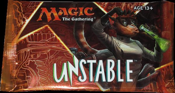 Magic Unstable Booster englisch