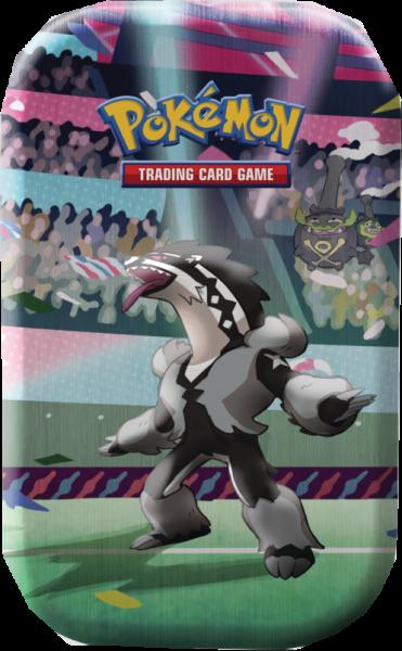 Pokemon Galar-Power Galar-Barrikadax Mini-Tin