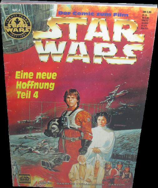 Star Wars Eine neue Hoffnung #1-4