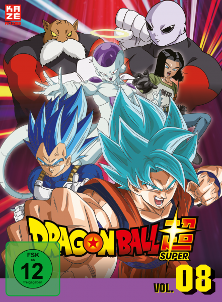Dragonball Super Vol. 08