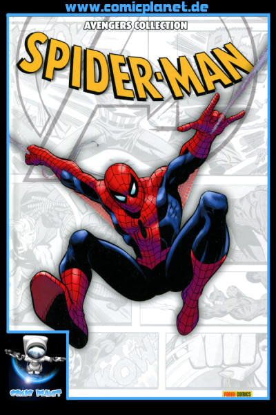 Avengers Collection: Spider-Man - Hardcover