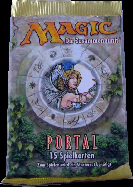 Magic Portal Booster deutsch