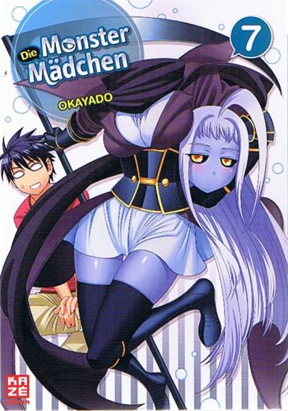 Die Monster Mädchen 07