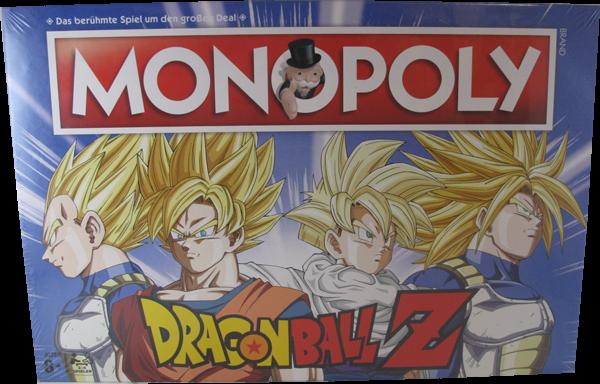 Monopoly - Dragonball Z