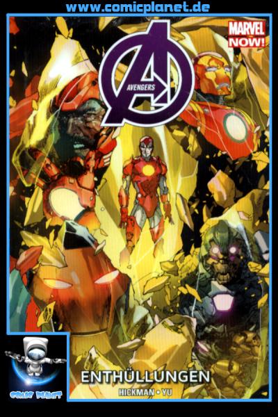 Avengers Band 5: Enthüllungen - Hardcover