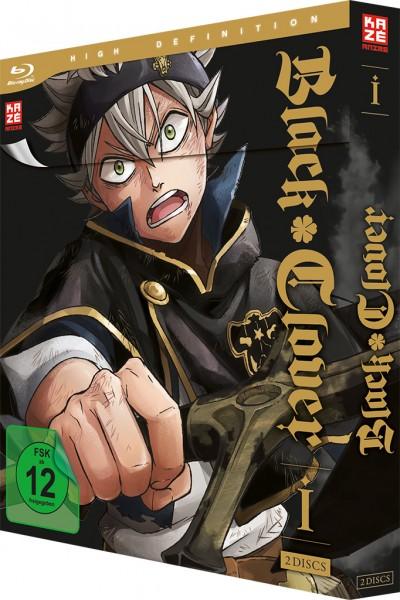 Black Clover Vol. 01 Blu-ray