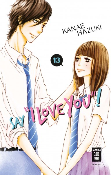 """Say """"I love you""""! 13"""