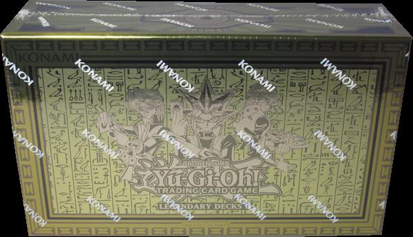 Yu-Gi-Oh! Yugi Legendary Deck II