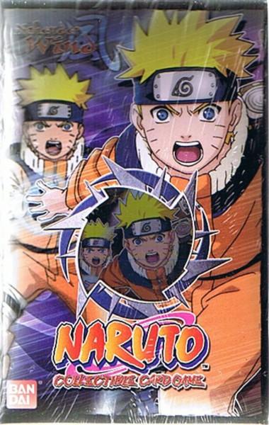 Naruto Shippuden Nahender Wind Themndeck