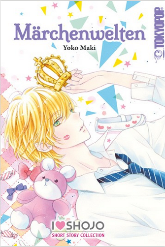 I love Shojo Short Story Collection - Märchenwelten