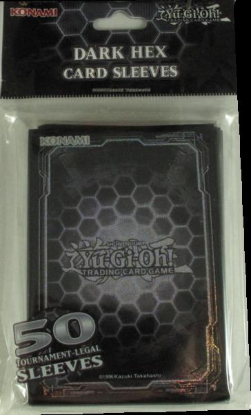 Yu-Gi-Oh! Dark Hex Card Sleeves