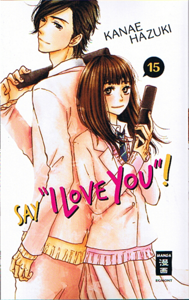 "Say ""I love you""! 15"