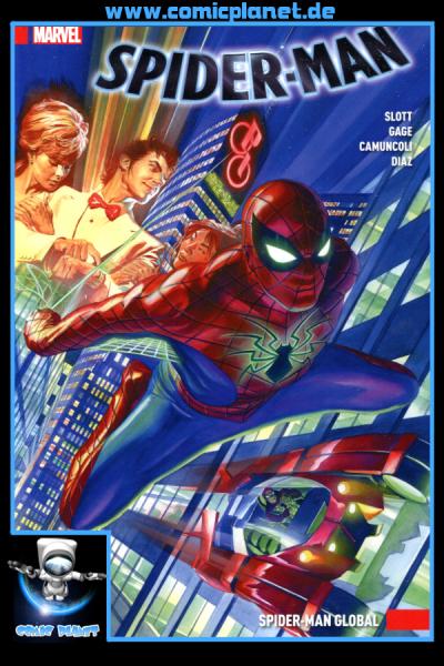 Spider-Man Band 1: Spider-Man Global