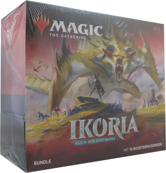 Magic Deutsch Bundle Ikoria: Lair of Behemoths