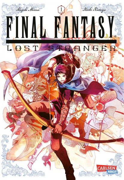 Final Fantasy - Lost Stranger 01