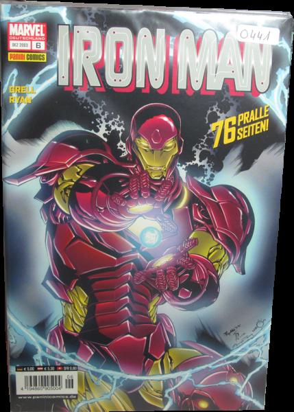 Iron Man #1-6 (2003)