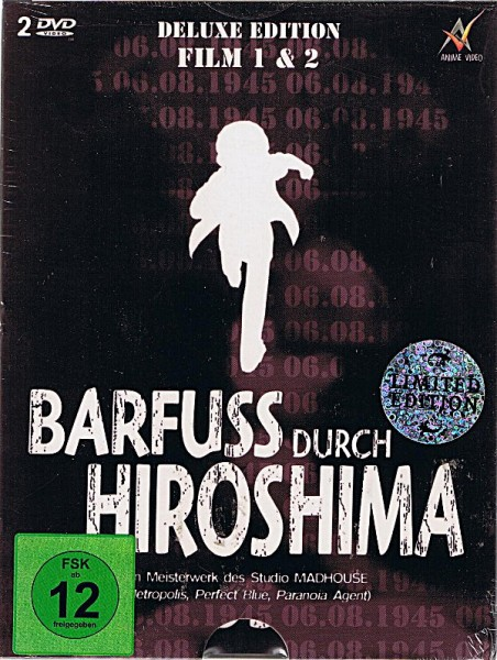 Barfuß durch Hiroshima Limited Edition Box
