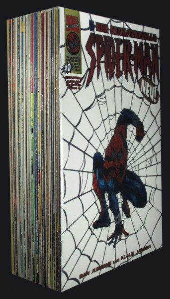 Der sensationelle Spider-Man # 0-30 Comic Set