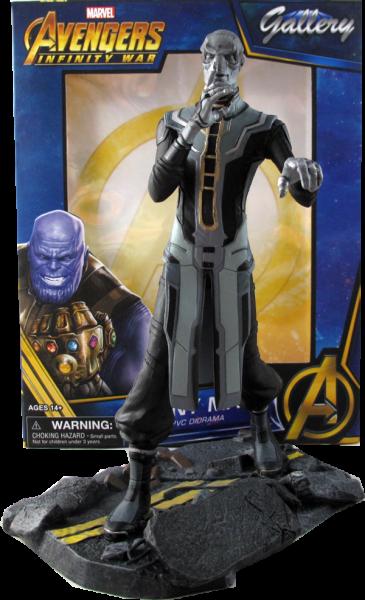 Marvel Gallery Figure Ebony Maw Avengers Endgame