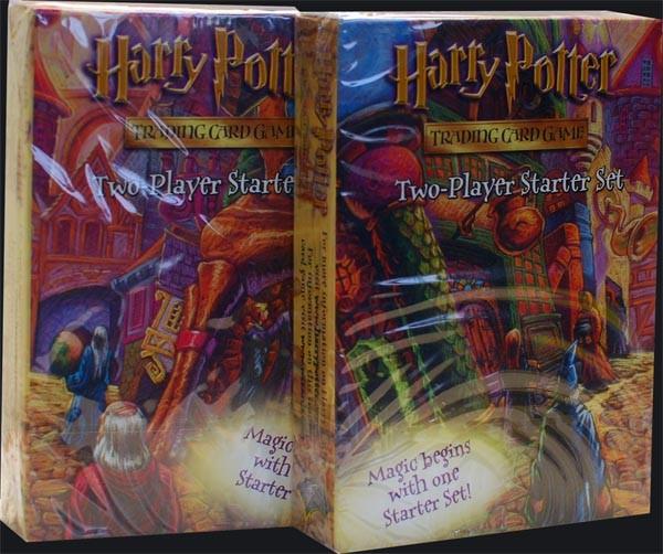 Harry Potter Two Player Starter Anfänger Set