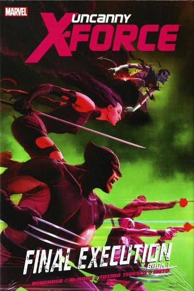 UNCANNY X-FORCE PREM HC Vol.6 BOOK 01 FINAL EXECUTION