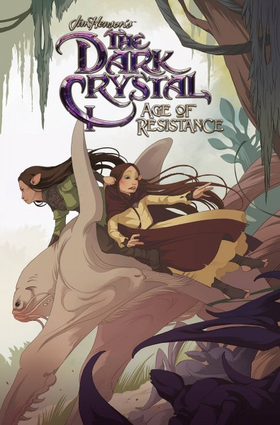 JIM HENSON DARK CRYSTAL AGE OF RESISTANCE #2 CVR A