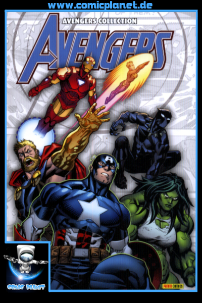 Avengers Collection: Avengers - Hardcover
