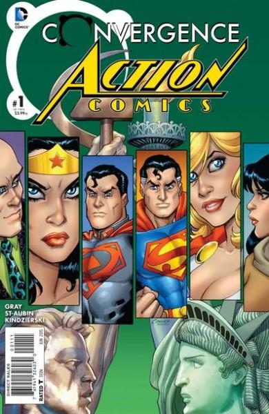 Convergence Action Comics #1