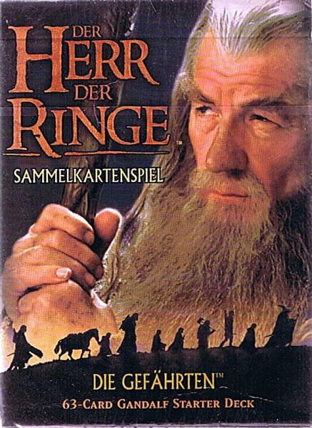 Herr der Ringe Die Gefährten - Gandalf Starter