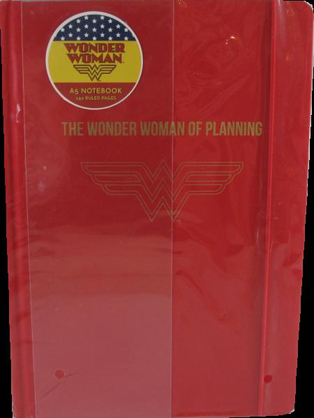 Notizbuch von Wonder Woman