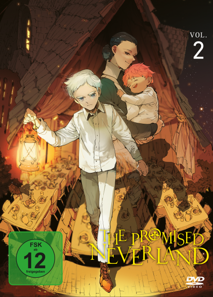 The Promised Neverland Vol. 02