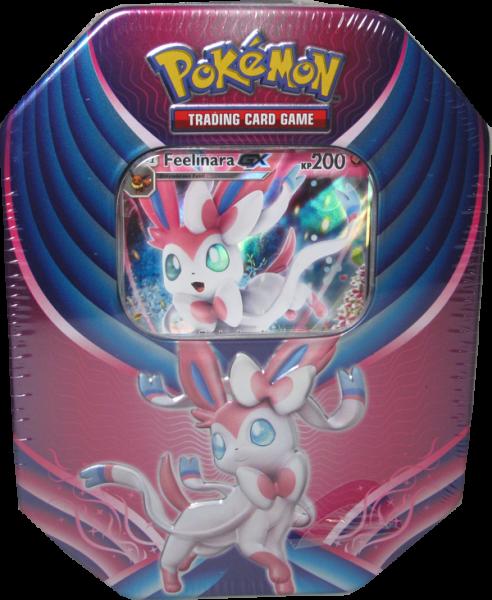 Pokemon Feelinara GX Tin Box deutsch