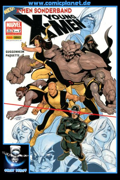 Young X-Men Band 1: Final Genesis (1 von 2)