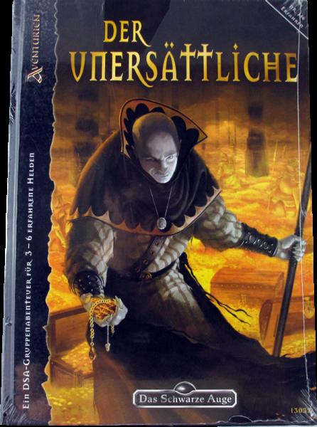 Das schwarze Auge - Der Unersättliche - deutsch