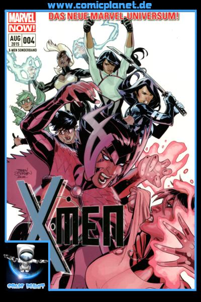 X-Men Sonderband 4: Exogen