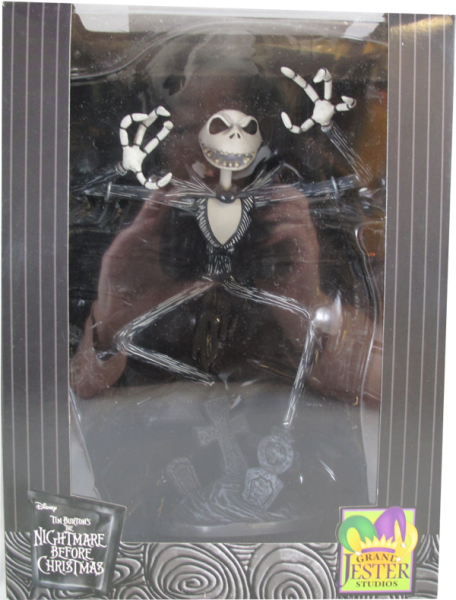 Action Figur The Nightmare before Christmas - Jack Skellington