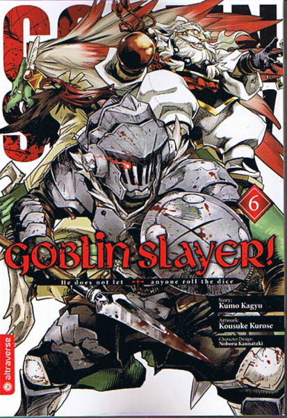 Goblin Slayer! 06