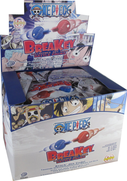 One Piece Breakey Display