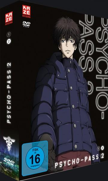 Psycho-Pass 2. Staffel Box 02