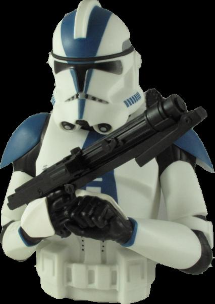 Spardose Star Wars Commander Appo