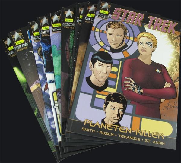 Star Trek #1-9 (Prestige-Ausgabe)